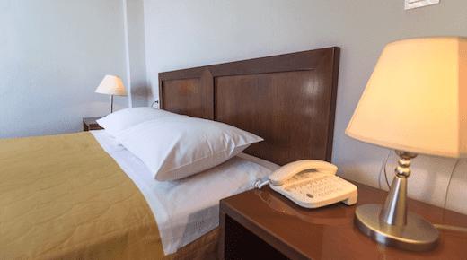 Gorilla African Guesthouse bedroom